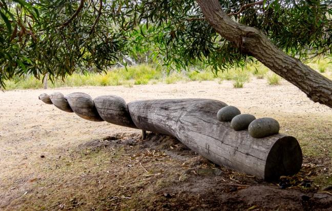 Peace Garden Bench