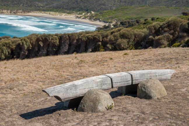 Wombat Bench