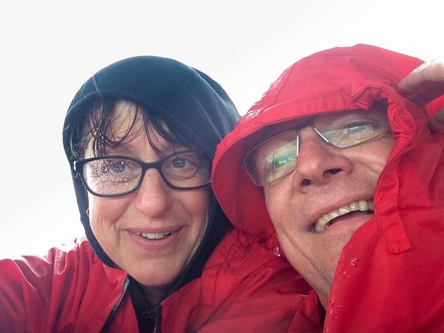 Selfie while on Tasmanian Coastal Cruise.