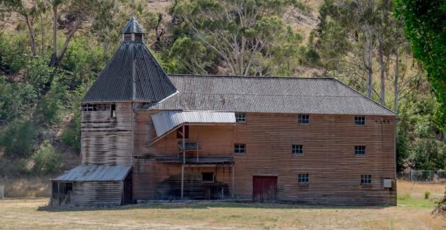 Oast House, Tasmania