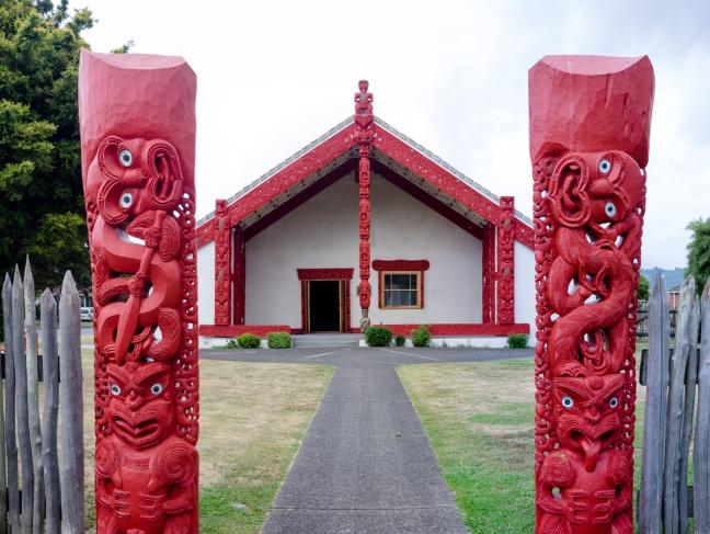 MaoriMaraeGates